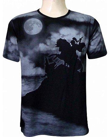 Camiseta Indiana Unissex São Jorge Noite