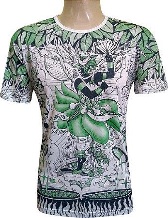 Camiseta Indiana Unissex Ossain