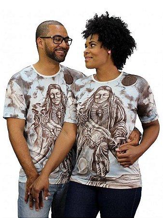 Camiseta Indiana Unissex Xamã
