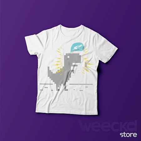 Camiseta Internet Caiu Infantil