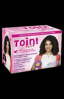 Toin Floft Kit de Relaxamento e Encacheamento Embelleze 400g