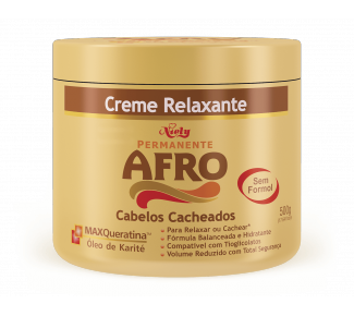 Creme Relaxante Niely Permanente Afro 500g