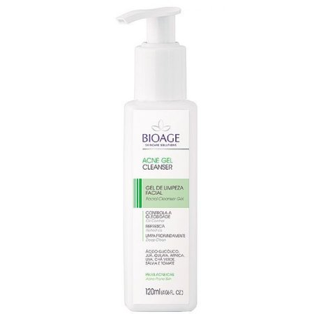Acne Gel Cleanser Bioage 120ml