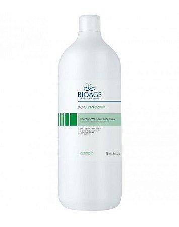 Bio-Clean System Trietanolamina Concentrada Bioage 1L