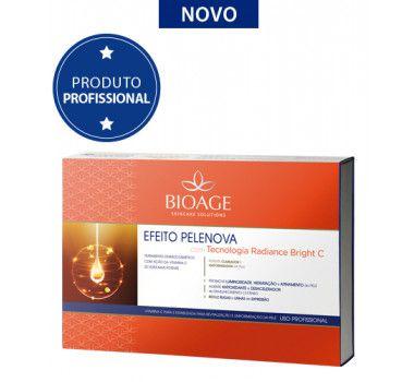 Kit Efeito Pele Nova com Tecnologia Radiance Bright C Bioage
