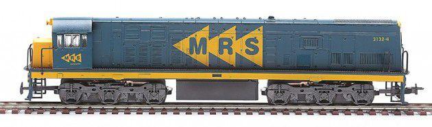 Locomotiva U20C MRS -  3032