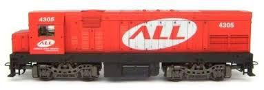 Locomotiva G22U ALL Fase II -  3044