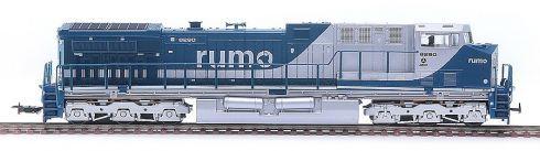 Locomotiva AC44i RUMO Fase II - 3073