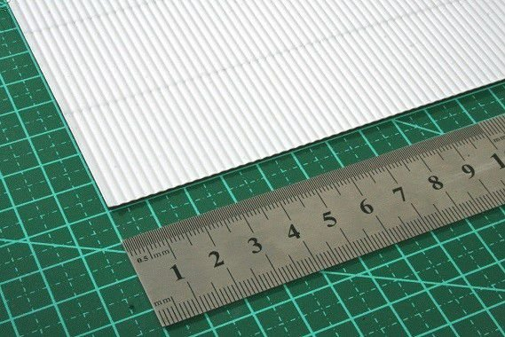 Corrugado Trapezoidal - HOLZMANN - 05-111