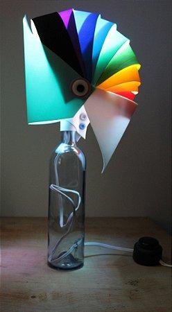 Abajur Colorful