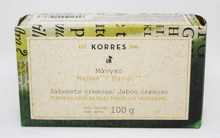 Sabonete Cremoso Manga - 90g