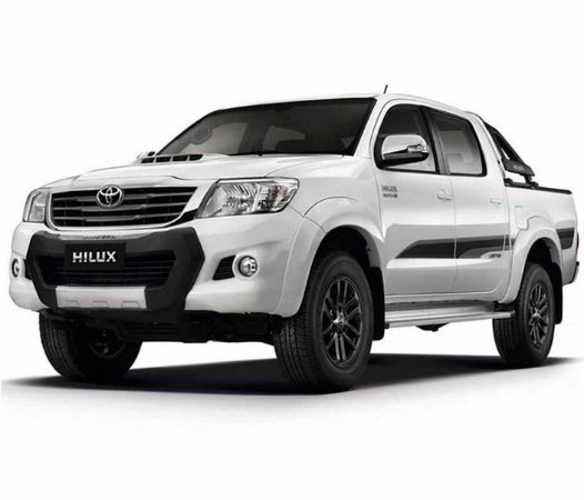 Kit Jumelo - Toyota Hilux 2005 ~ 2015 | Cabine Simples e Dupla