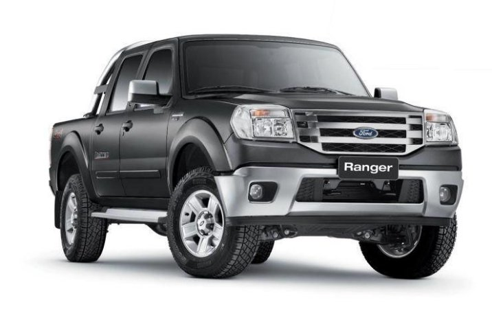 kit Jumelo - Ford Ranger 1995 ~ 2012 | Cabine Simples e Dupla