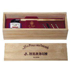 Estojo de Caligrafia J. Herbin *