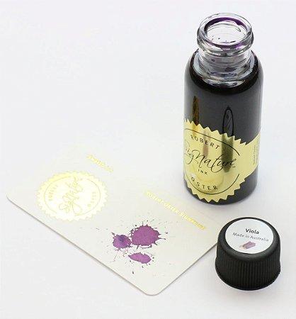 Tinta para caneta tinteiro Robert Oster viola *