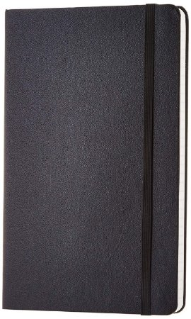 Journal Amazon Basics black