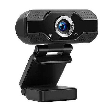 Webcam HD 720p com Microfone Integrado Usb Lotus - LT 189