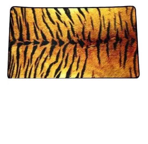 Mouse Pad gamer Exbom MP-7035C de tecido Pele de tigre xg 350mm x 700mm x 3mm