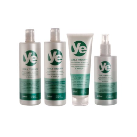 Kit YE Curly Therapy