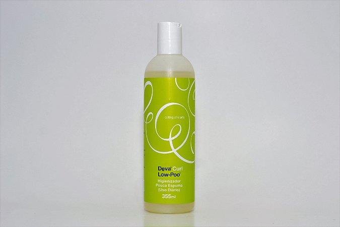 Higienizador Deva Curl Low Poo 355ml