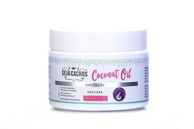 Máscara Seja Cachos Coconut Oil 300g