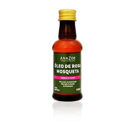 Óleo Vegetal de Rosa Mosqueta AnaZoe 60ml