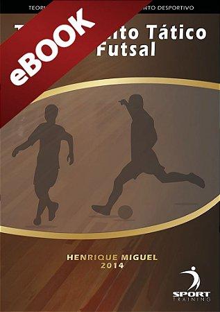 E-book  Treinamento Tático no Futsal - Sport Training a4324288d2a30