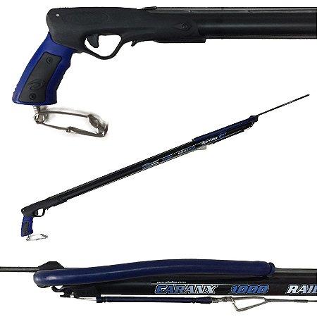Arbalete Rob Allen Caranx Alumínio Railgun 100 cm (Simples - 20 mm)
