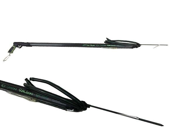 Arbalete Rob Allen GT Carbono Railgun Vecta 2 (Dual - 16mm)