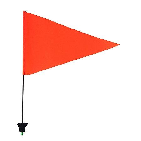 Bandeira Laranja para Bóias Plásticas Rob Allen