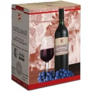 Vinho Castellamare Cabernet Sauvignon 3L bag-in-box
