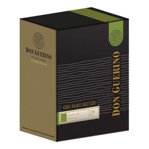 Vinho Don Guerino Assemblage Branco Bag in Box 3 Litros