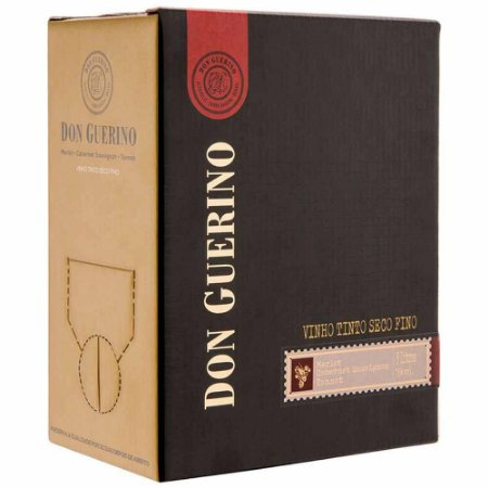 Vinho Don Guerino Assemblage Tinto Bag in Box 3 Litros