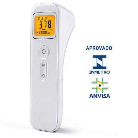 Termômetro Infra-Vermelho Digital sem contato (E127) Bioland