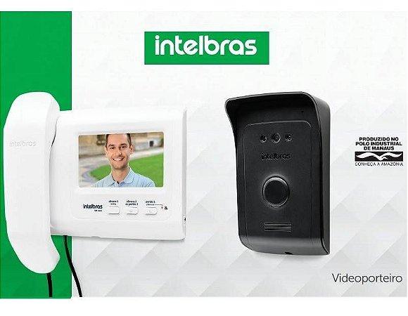 VIDEO PORTEIRO IVR 1010 TELA 4 POLEGADAS - INTELBRAS