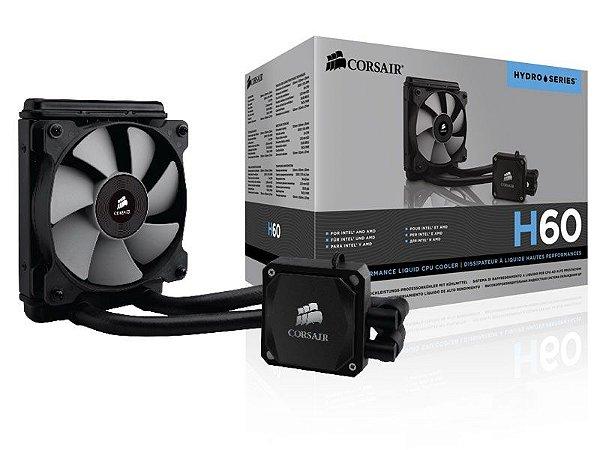 HYDRO COOLER CORSAIR H60 CW-9060007-WW