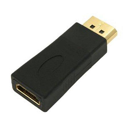 ADAPTADOR DISPLAYPORT PARA HDMI 1.3A JCA-DP3 FEASSO