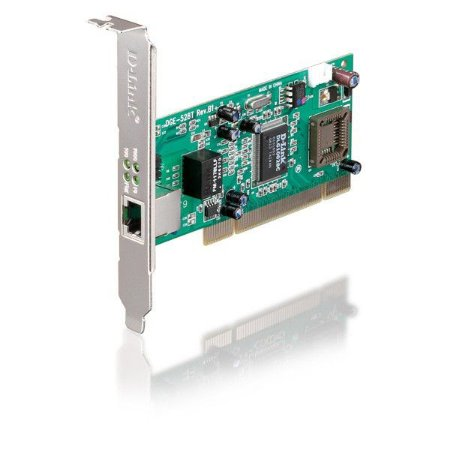 PLACA DE REDE PCI D-LINK DGE-528T 10/100/1000 MBPS LOW PROFILE
