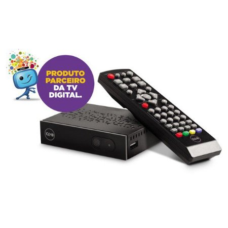CONVERSOR E GRAVADOR DIGITAL TV K900 KEO FULL HD HDMI USB