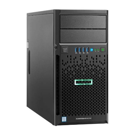 SERVIDOR HP PROLIANT ML30 GEN9 E3-1220V6 8GB-U B140I 4LFF 350W PS
