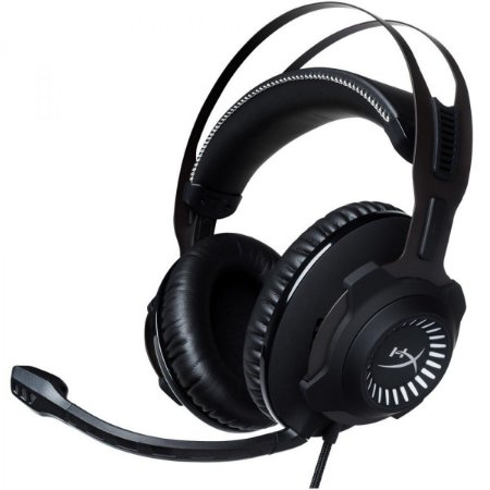 HEADSET GAMER HYPERX CLOUD REVOLVER S 7.1 CANAIS HX-HSCRS-GM/NA