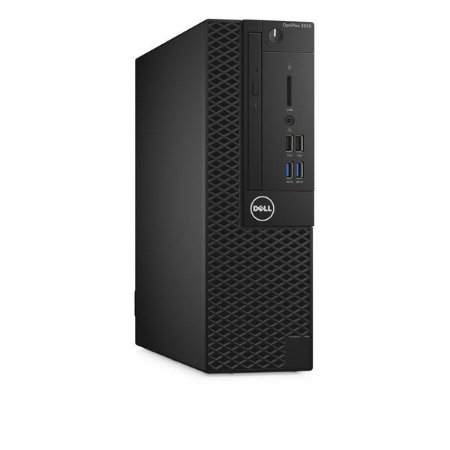 COMPUTADOR DELL OPTIFLEX SFF 3050 I3-7100 4GB 500GB WINDOWS 10 PROFESSIONAL 210-AKKW-I3-4GB