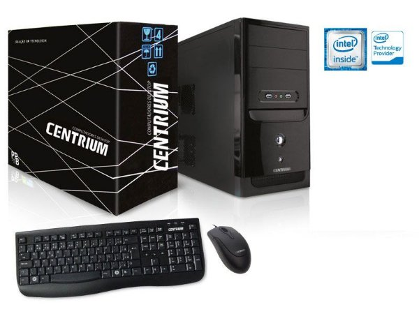 COMPUTADOR THINLINE 3060 INTEL DUAL CORE J3060 1.6GHZ 4GB 500GB LINUX