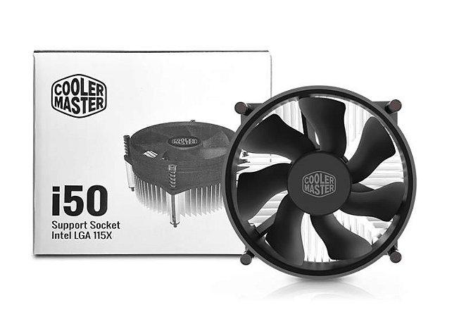 COOLER CPU COOLER MASTER RH-I50-20FK-R1 I50 INTEL LGA 1156/1155/1151/1150