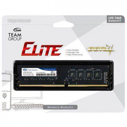 MEMORIA DESKTOP DDR4 8GB 2400 MHZ TEAM GROUP ELITE
