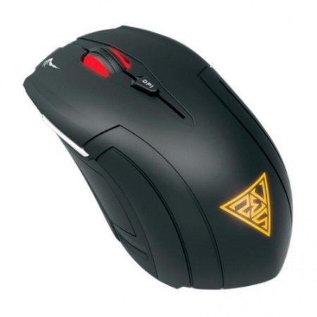 MOUSE GAMER GAMDIAS DEMETER E1 3200DPI USB + MOUSE PAD