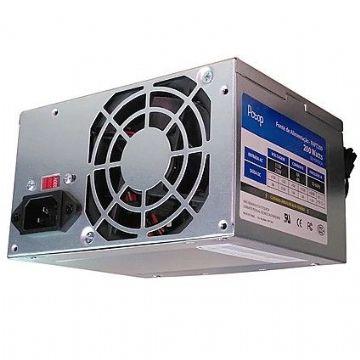FONTE ATX 200W 20+4P PCTOP FPA200C