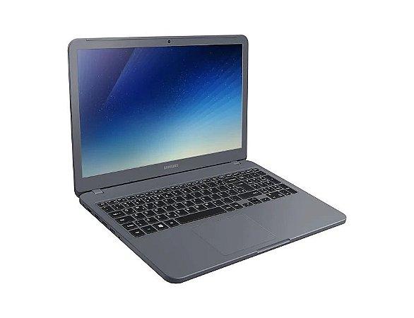 NOTEBOOK SAMSUNG EXPERT X20 INTEL CORE i5-8265U 4GB HD 1TB TELA 15.6 FHD WINDOWS 10 HOME NP350XBE-KFWBR TITANIUM
