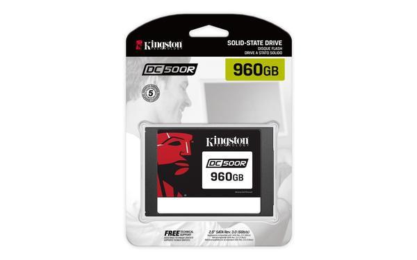 SSD 960GB KINGSTON SEDC500R/960G DC500R 2.5 SATA 3