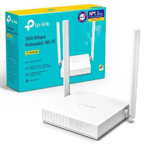ROTEADOR WIRELESS TP-LINK TL-WR829N 300MBPS
